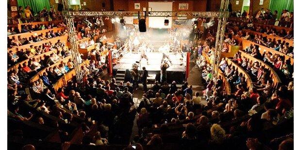 Catch Wrestling World Grand Prix in Salzburg