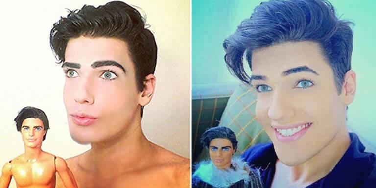 Neuzugang in der Barbie-Familie