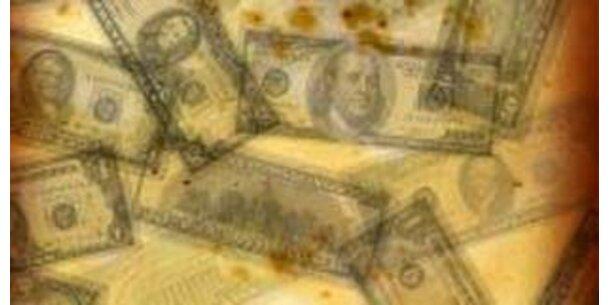 Haushaltsdefizit der USA nähert sich Rekordwert