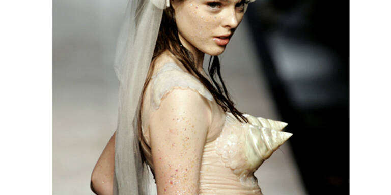 Brautkleider für Extravagante