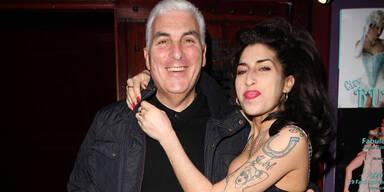 Amy Winehouse. Mitch Winehouse