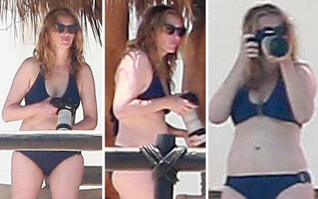 Julia Roberts zeigt Bikini-Kurven
