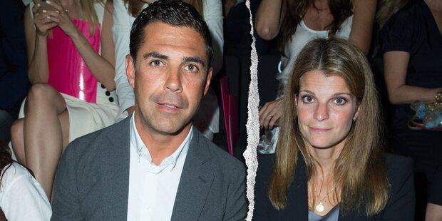 Onassis: Trennung von ihrem Mann