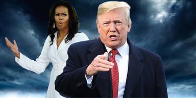 Nach Obama-Attacke: Jetzt schlägt Trump zurück