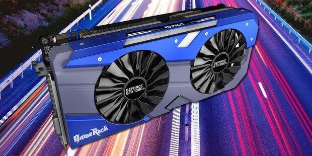 GTX 1080 Ti bietet pure Grafik-Power