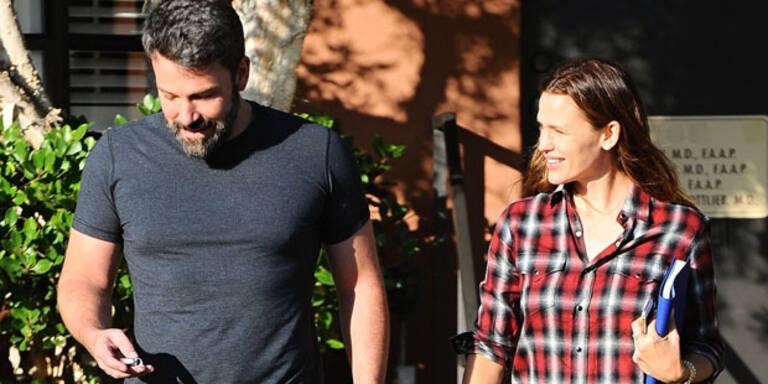 Affleck & Garner: 2. Chance für Ehe?