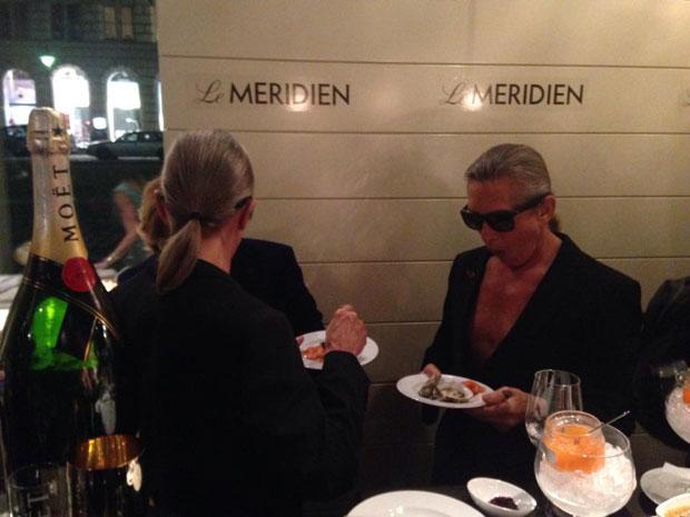 Botox Boys, Le Meridien, Opernball