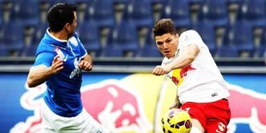 FC Red Bull Salzburg gegen Grödig