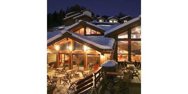die sch nsten wintersport hotels. Black Bedroom Furniture Sets. Home Design Ideas