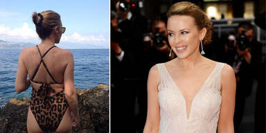 Kylie Minogue: Sexy wie eh und je