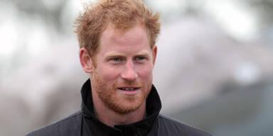 Prinz Harry: Wieder mit Bart