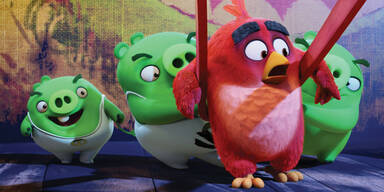 """Angry Birds"": Vögel & Schweine sind los"