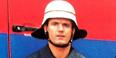 Feuerwehrmann Roland S.