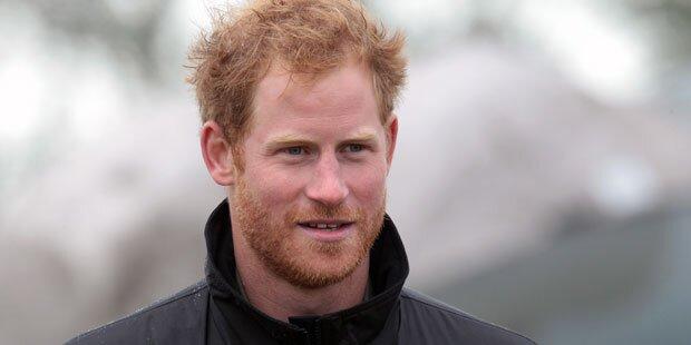 Prinz Harry trägt jetzt sexy Bart
