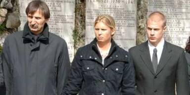 Daniela Klemenschits beigesetzt