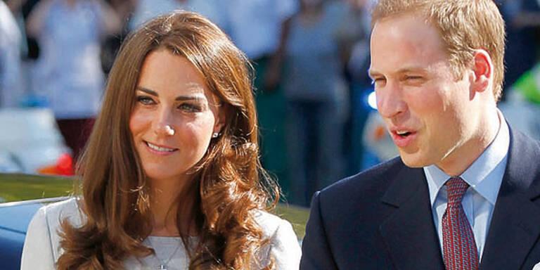 Herzogin Kate: Bereit für ihr erstes Baby