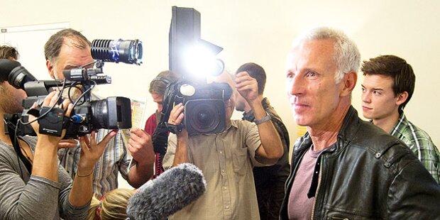 Adelsmayr fliegt zurück zum Prozess in Dubai