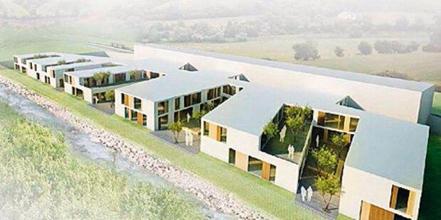 Zentrum für Schubhaft ist 2013 fertig