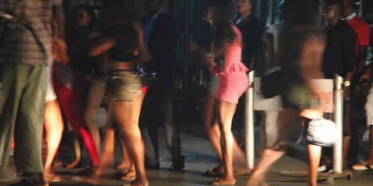 Schlag gegen nigerianischen Prostituiertenring