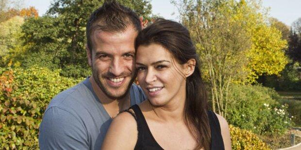 Rafael und Sabia haben ihr Baby verloren