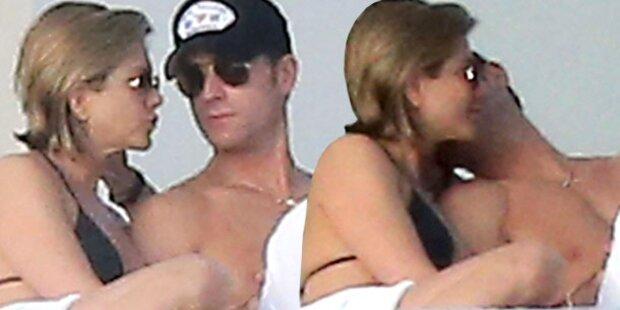 Jen & Justin: Bussi gegen Liebes-Krise