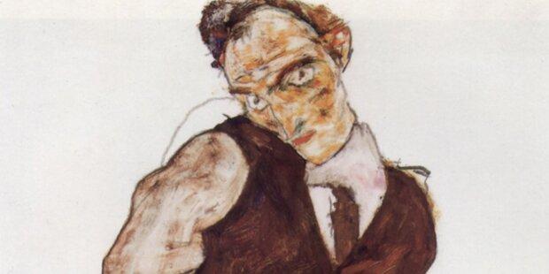 Leopold Museum: Drei Schieles versteigert