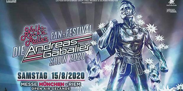 Gabalier-Mega Fan Festival