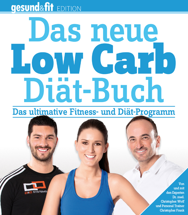 Low Carb Diät-Buch