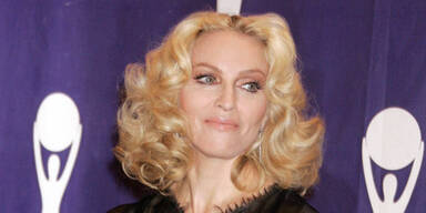 Madonna ganz intim