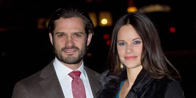 Prinzessin Sofia & Prinz Carl Philip
