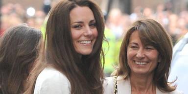 Carole Middleton, Herzogin Kate