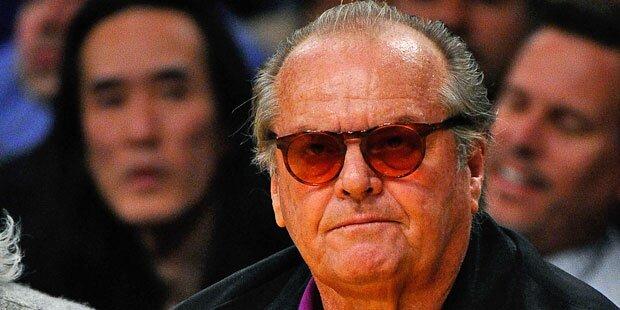 Hat Jack Nicholson Alzheimer?