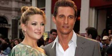 "Matthew McConaughey findet Ehe ""cool"""