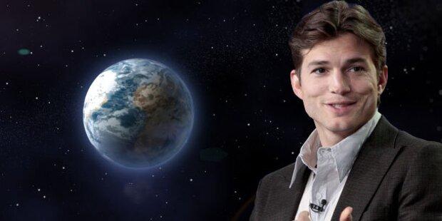Ashton Kutcher will ins All