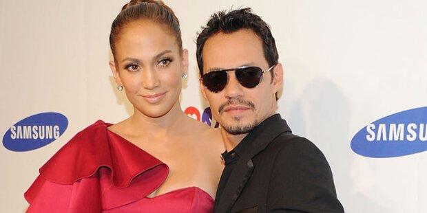 Jennifer Lopez sucht Trost bei Ex-Mann