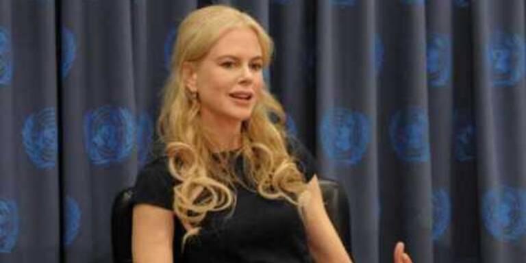 Kidmann für UNO-Frauen-Kampagne