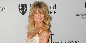 Goldie Hawn urlaubt in Griechenland