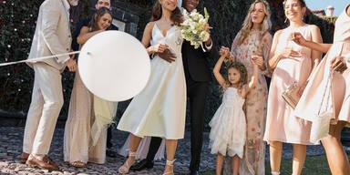 H&M Hochzeitskollektion