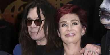 Sharon Osbourne& Ozzy Osbourne