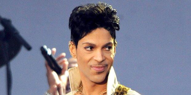 Prince gab Privatkonzert für Madonna