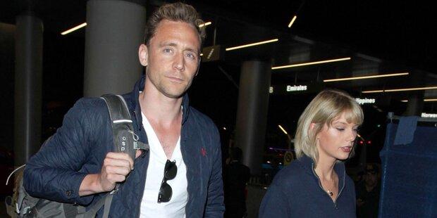Hiddleston über Swift: Sehr glücklich