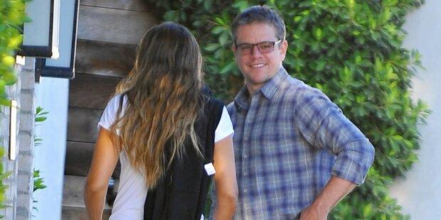 Matt Damon: Auszeit für die Familie