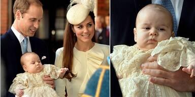Royals in Neuseeland! Der kleine Prinz stiehlt allen die Show!