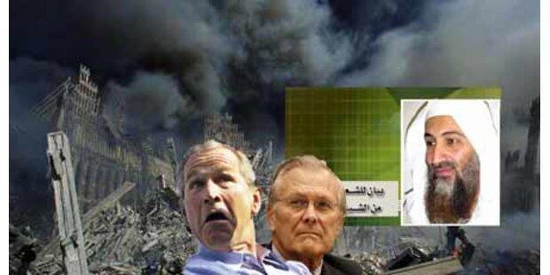Die USA ließen Bin Laden laufen