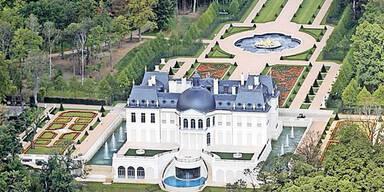 ER besitzt das teuerste Haus der Welt