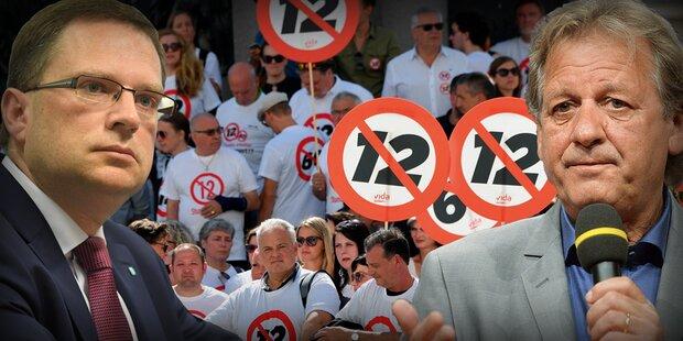 ÖVP streitet um 12-Stunden-Tag