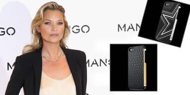 Kate Moss designt Smart Phones Accessoires