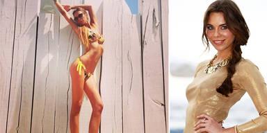 Seltsames Bikinibild von Liliana