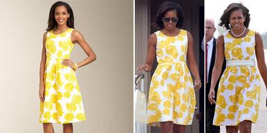 Michelle Obama im $55 Kleid