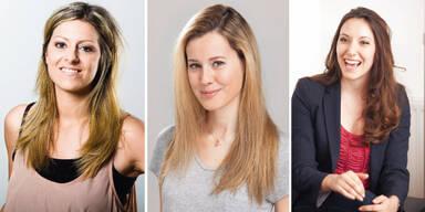 Sieben Jung-poltikerinnen im Interview: